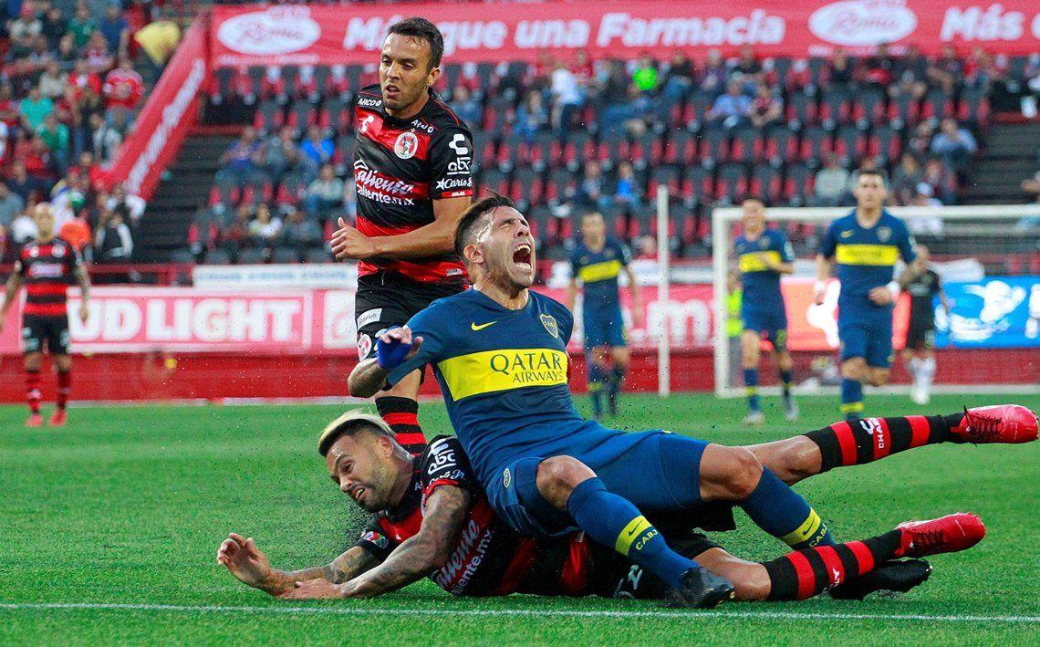 Boca cerró la gira con una derrota y muchas dudas