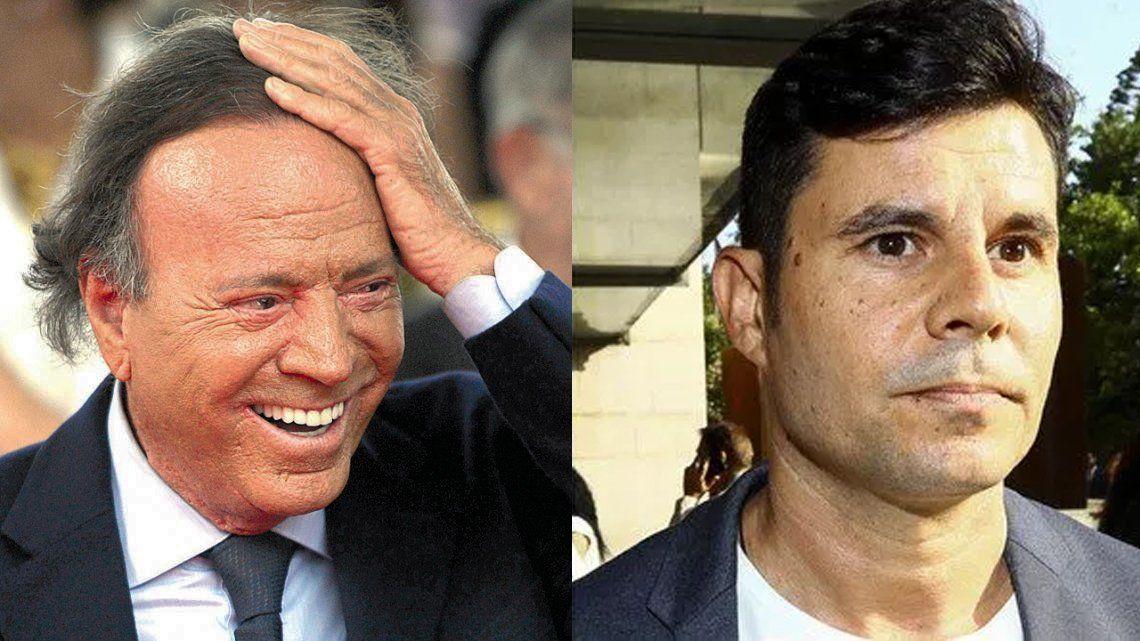 Julio Iglesias es el padre biológico de un español de 43 años