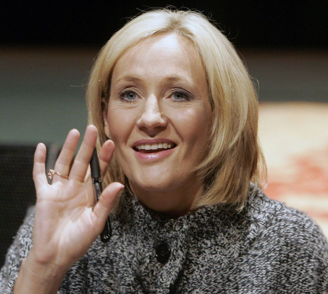 13 - J.K Rowling |La autora de Harry Potter
