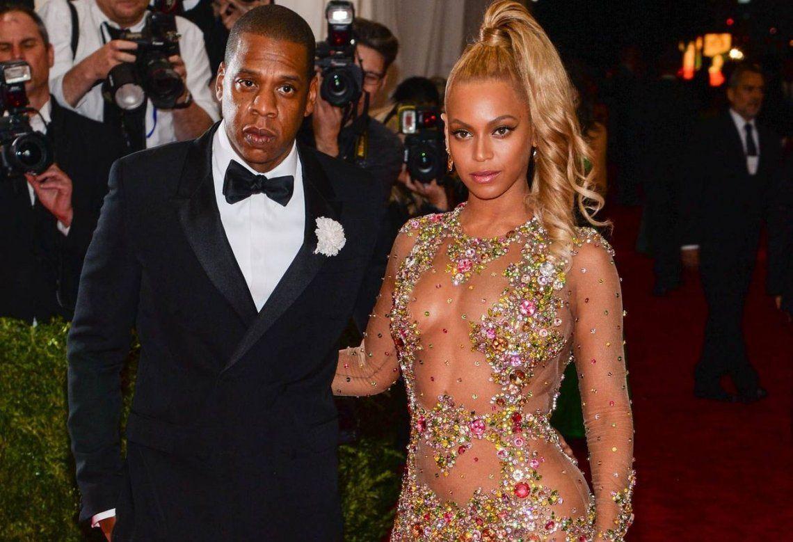 20 - Jay-Z y Beyoncé| 81 millones para cada uno