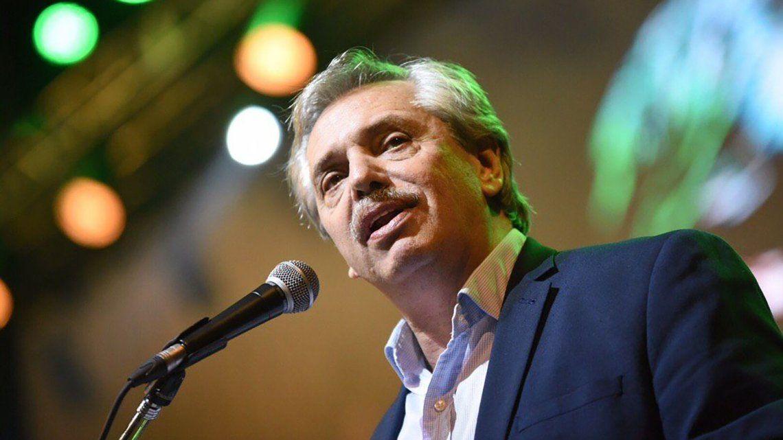 Alberto Fernández: El cepo al dólar no va a volver