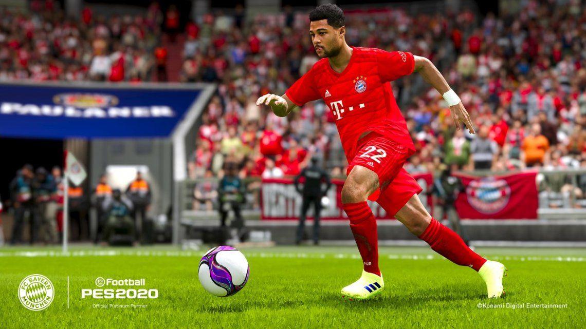 eFootball PES 2020 ya está disponible: todas las novedades del videojuego de fútbol de Konami