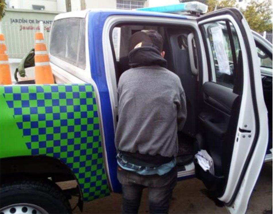 Berazategui: entró a robar en una iglesia y lo atraparon in fraganti
