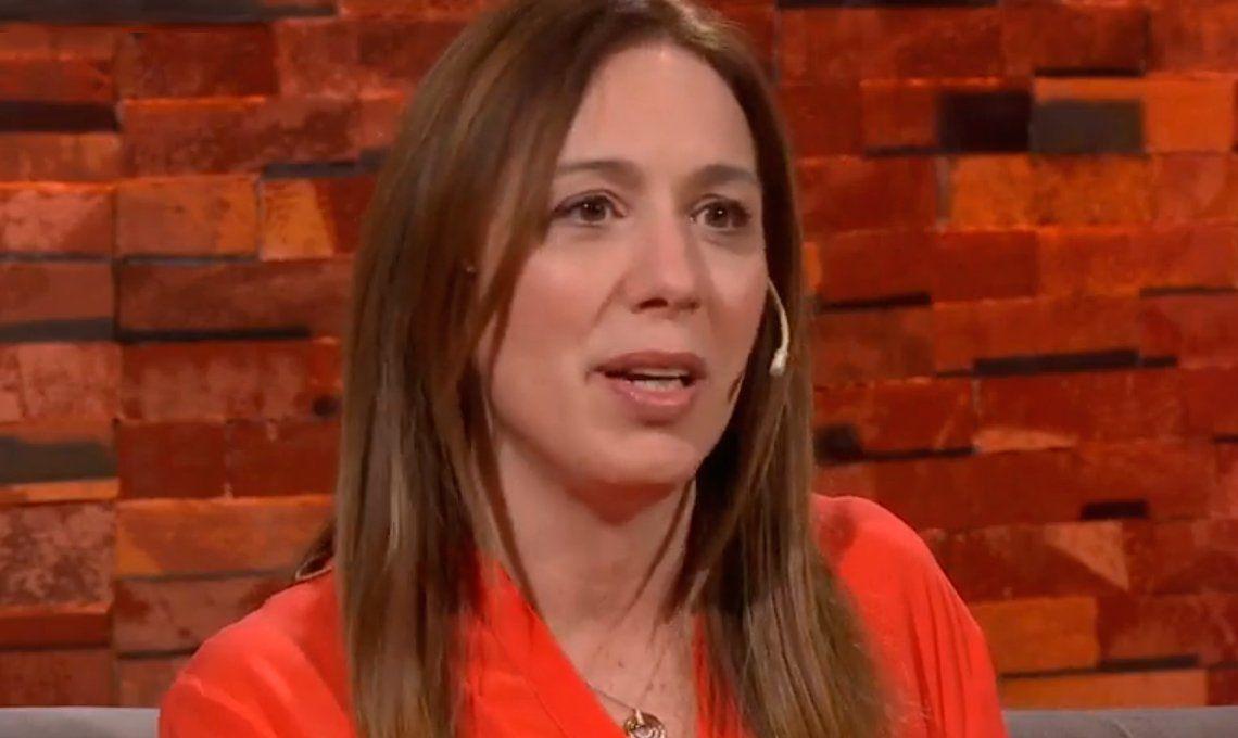 María Eugenia Vidal: Es difícil predecir lo que va a pasar en las elecciones