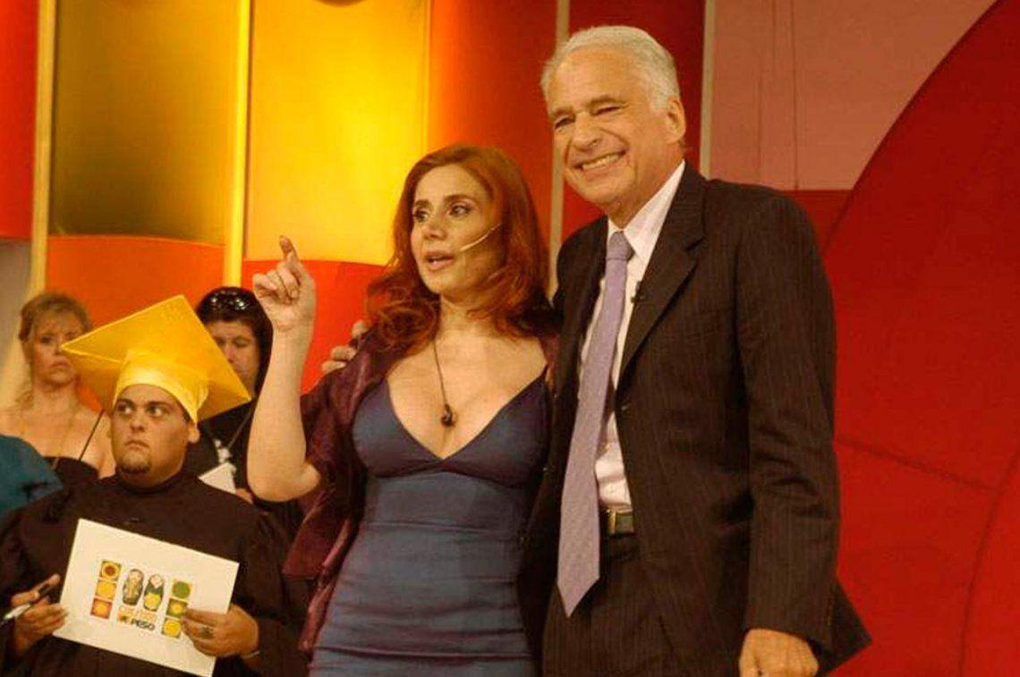 Alberto Cormillot les pegó a Andrea Politti, Fabián Doman y Claribel Medina