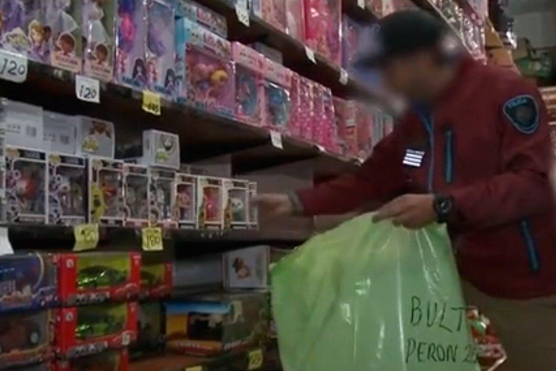 Secuestran más de 5000 juguetes con sustancias tóxicas y alucinógenas