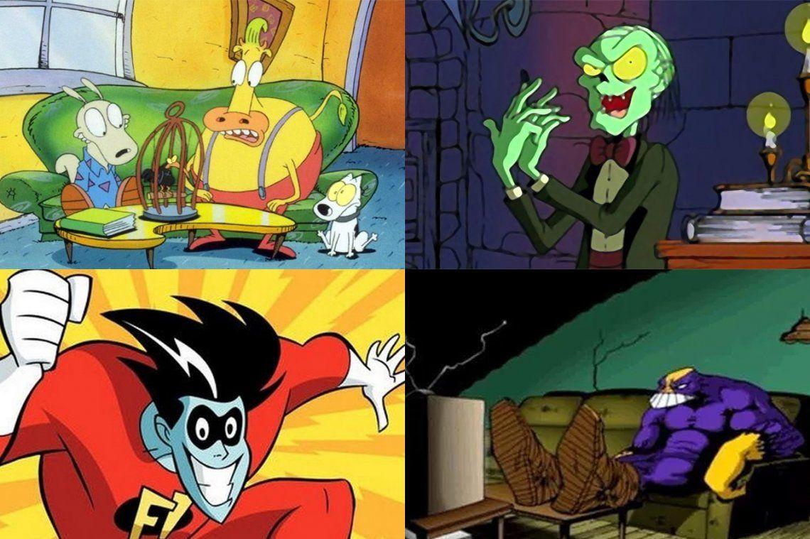 El ranking definitivo de las 50 mejores series animadas de la década del 90