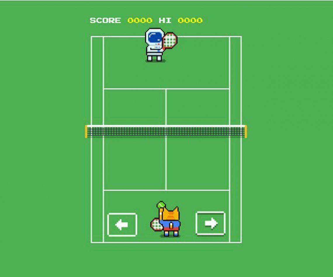 Google esconde un easter egg: cómo acceder al videojuego oculto de Wimbledon