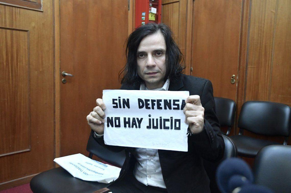 Condenaron a Cristian Aldana a 22 años de cárcel por abuso sexual