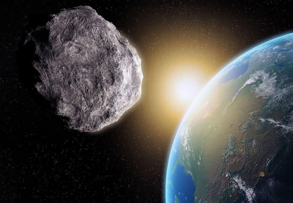 Preocupación en la NASA por enorme asteroide que pasará cerca de la Tierra