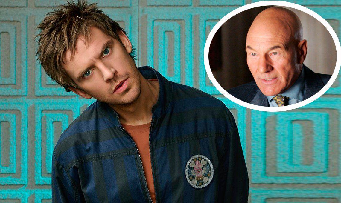 Legión: ¿por qué Patrick Stewart no interpreta a Charles Xavier?
