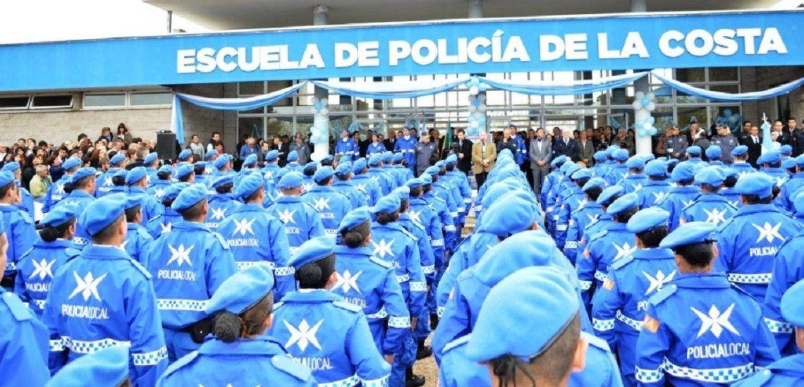 Santa Teresita: detuvieron a policías que robaron comercio con uniforme