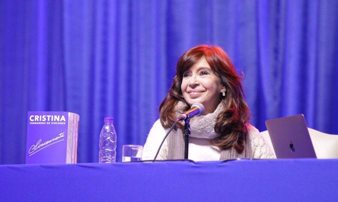 Cristina Kirchner en Río Gallegos: Hoy la gente tiene miedo de ir al supermercado