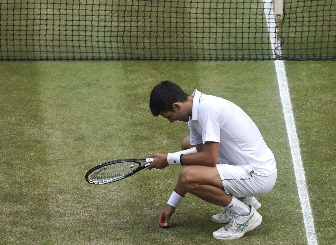 Se suspendió Wimbledon y toda la temporada de césped por el coronavirus