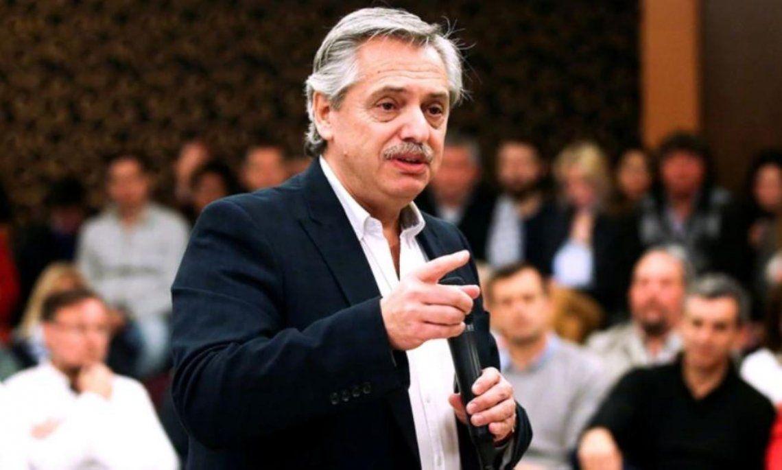 Alberto Fernández: La campaña sucia es una práctica muy propia de Jaime Durán Barba y de Mauricio Macri