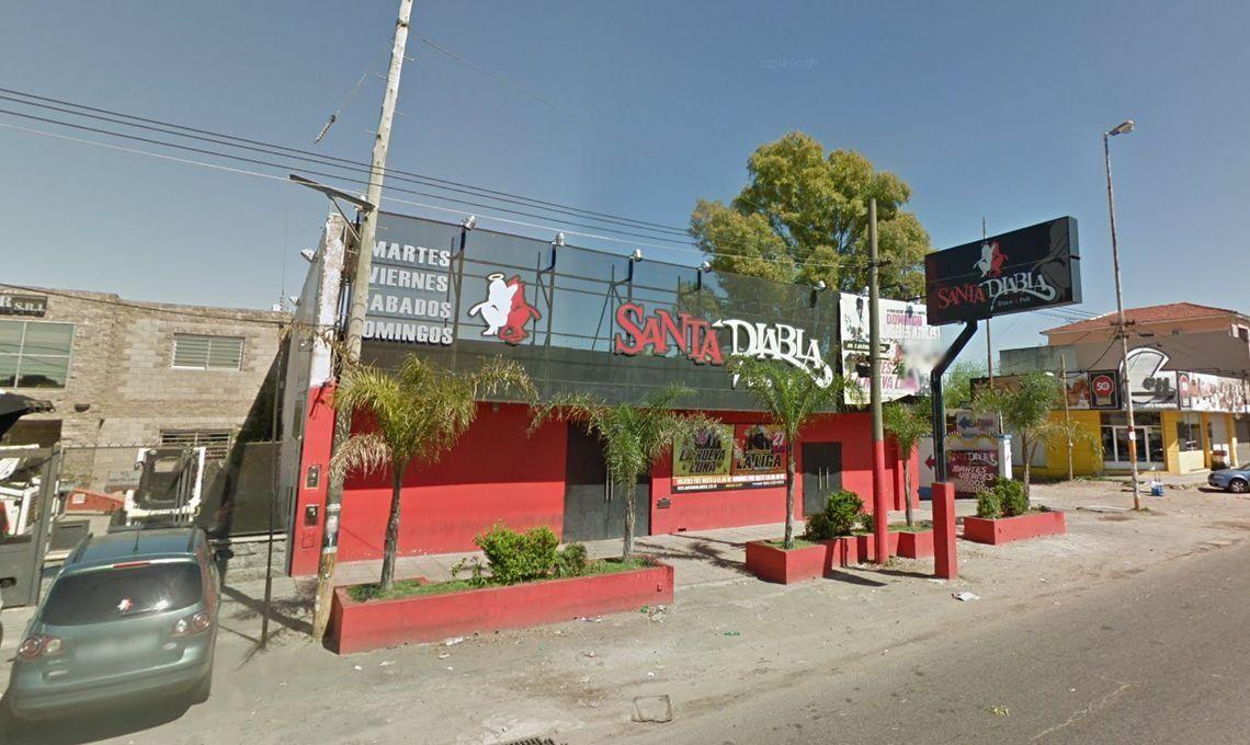 Florencio Varela: detuvieron a tres personas que regenteaban mujeres en el bolicheSanta Diabla