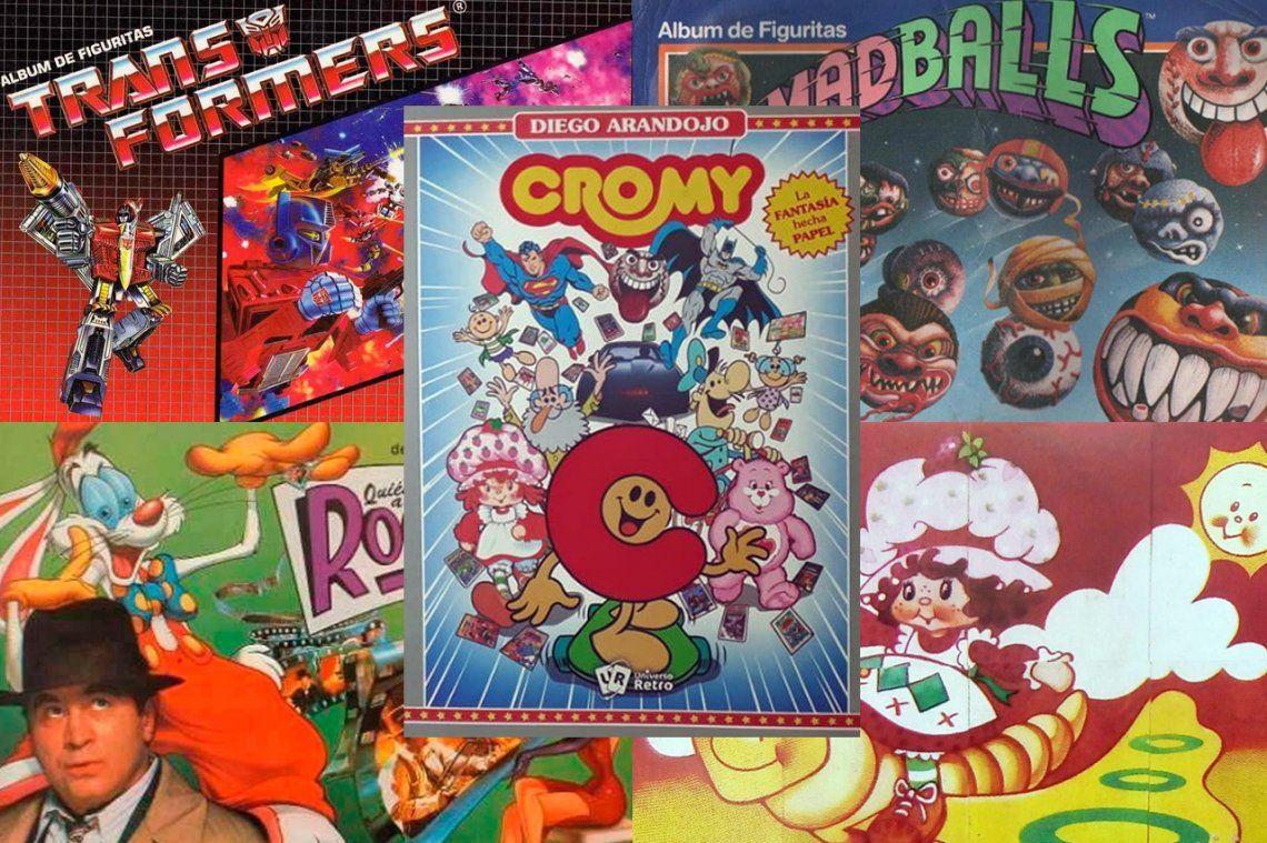 La historia de Cromy, la empresa que cambió la industria de las figuritas