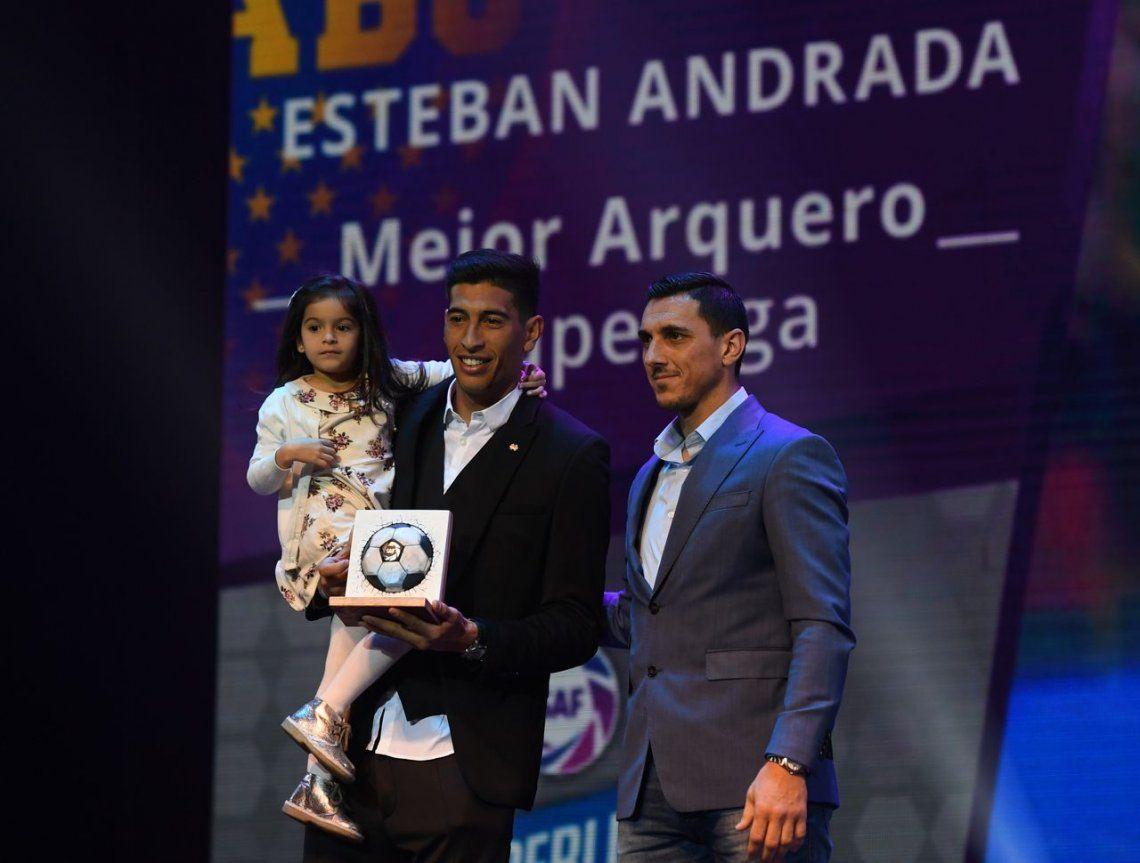 Las mejores fotos de los premios de la Superliga