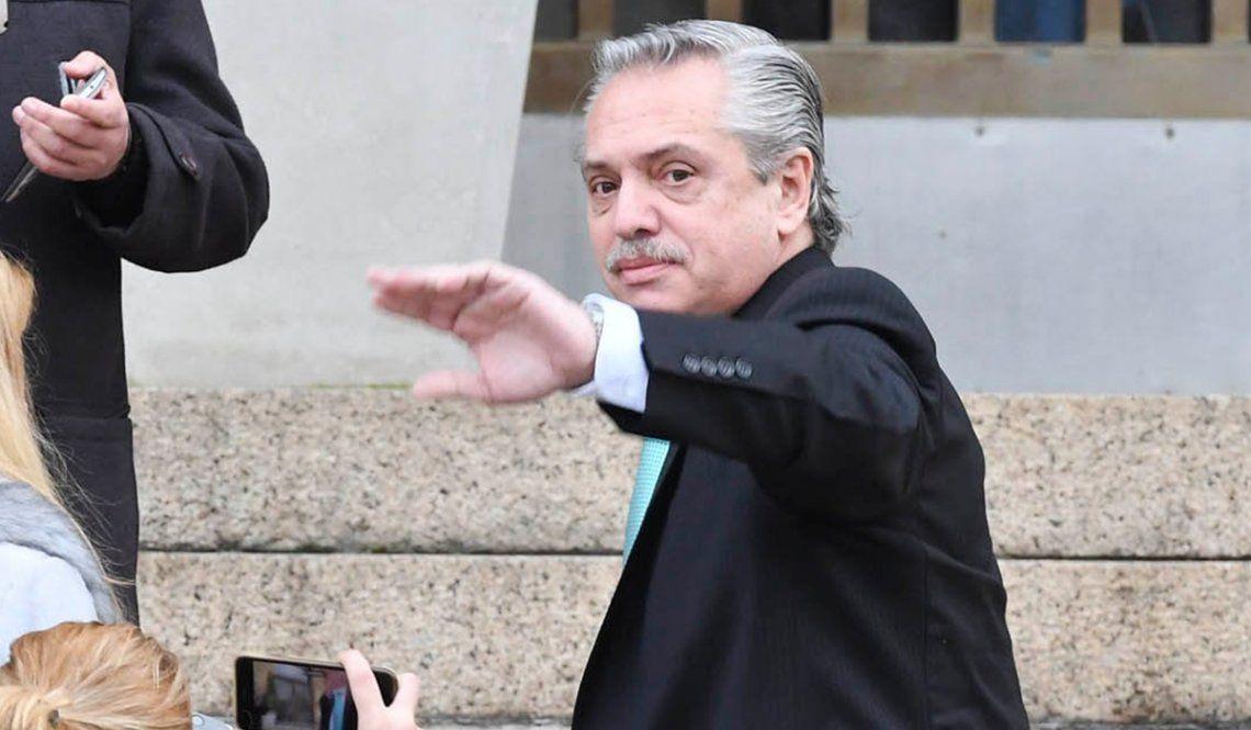 Alberto Fernández prometió corregir errores y ratificó críticas a la gestión de Cristina Kirchner