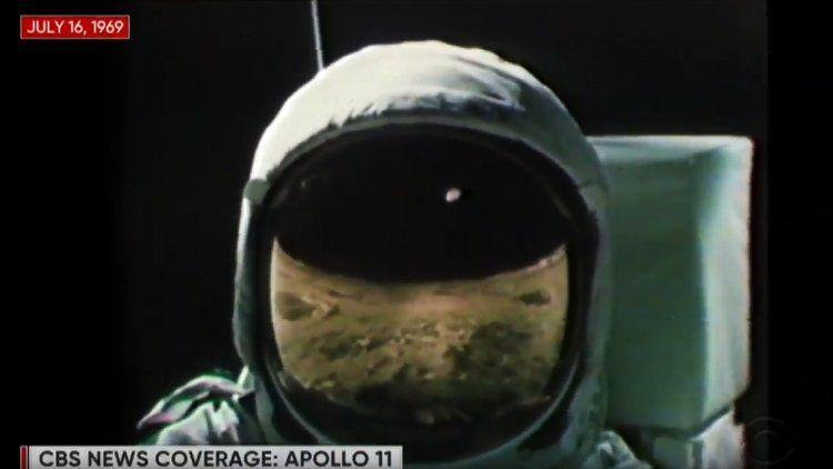 Viví la emisión de hace 50 años de la llegada del Apollo 11 a la Luna