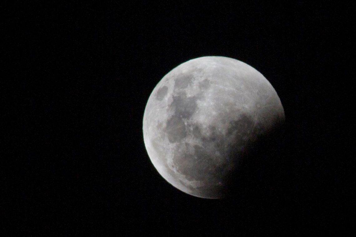 Cómo ver en vivo el eclipse lunar del 16 de julio