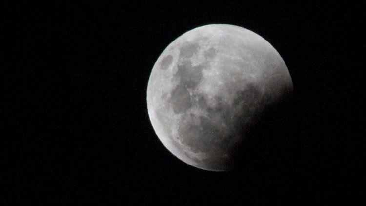 Hoy habrá un eclipse de luna