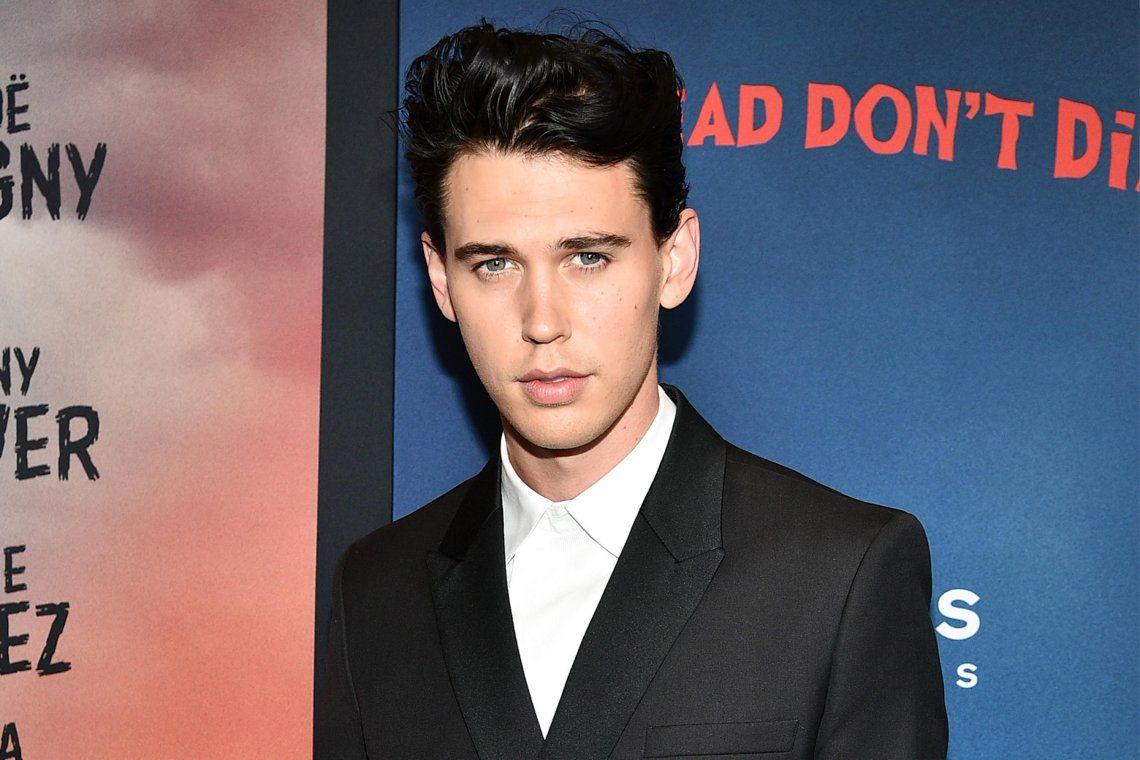 Austin Butler interpretará a Elvis Presley en su biopic