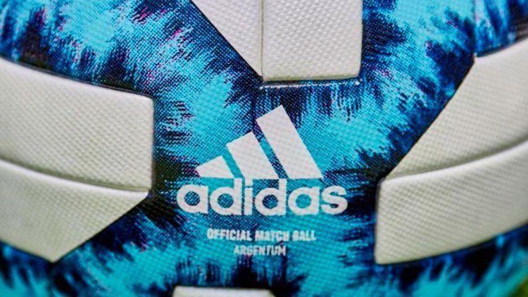 #Argentum19 , la pelota que se utilizará en el fútbol argentino