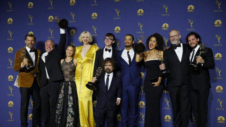 Game of Thrones rompió todos los récords con 32 nominaciones