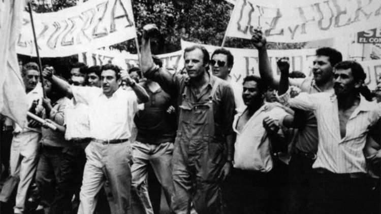 Sucesos argentinos en política y economía cuando el hombre alunizaba