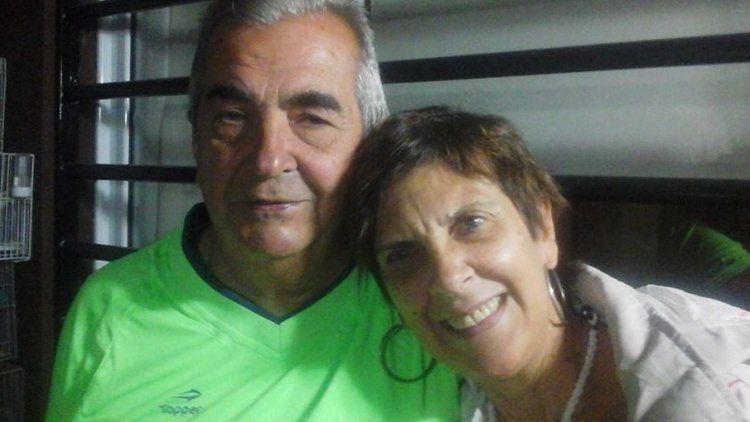 El matrimonio fue asesinado a balazos el pasado 11 de junio. Le robaron una suma de 300.000 pesos.