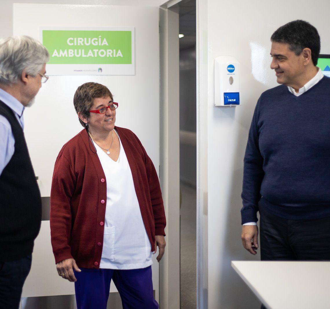 El intendente Jorge Macri anunció el reconocimiento.