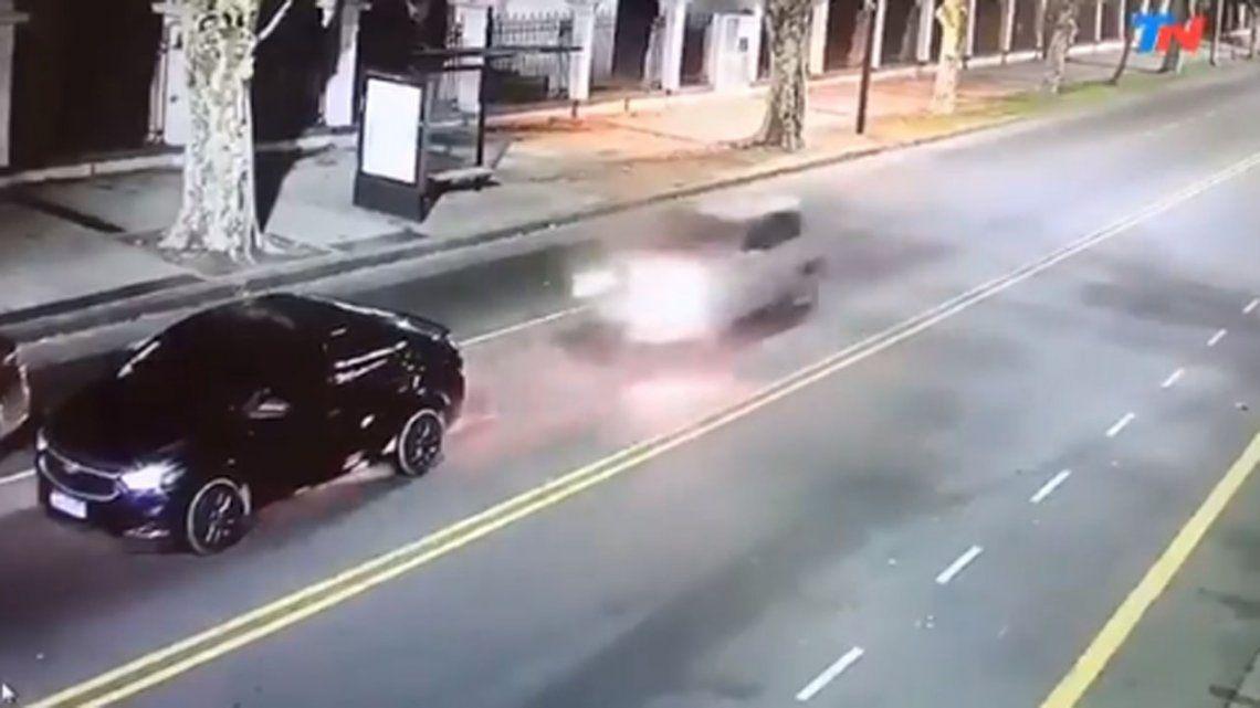 Declaró el conductor que atropelló a un ciclista y seguirá detenido