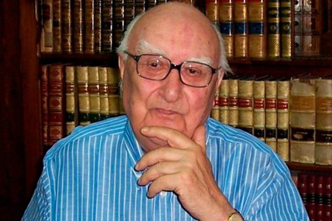 Murió Andrea Camilieri, el creador del Comisario Montalbano