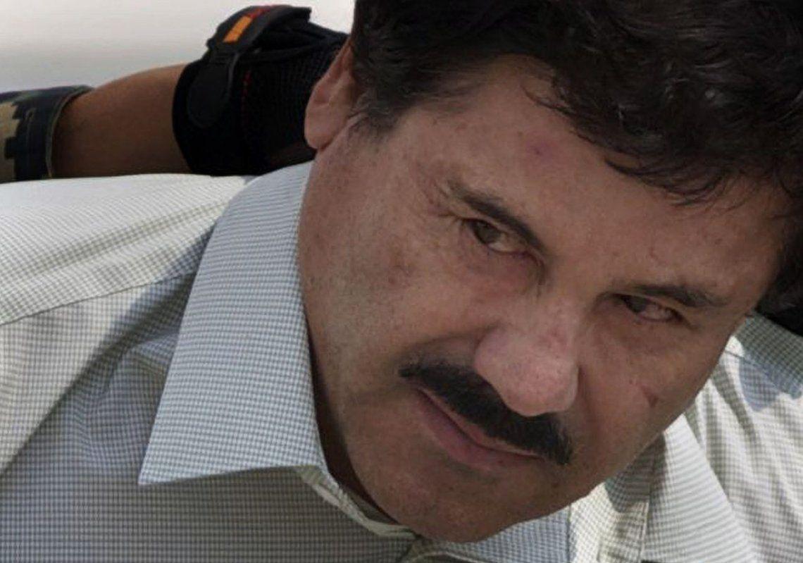 El Chapo Guzmán fue condenaro a cadena perpetua en Estados Unidos