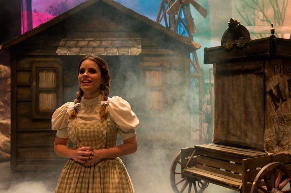 El Mago de Oz: Sofi Morandi y Franco Masini darán una función a beneficio de FuPeA
