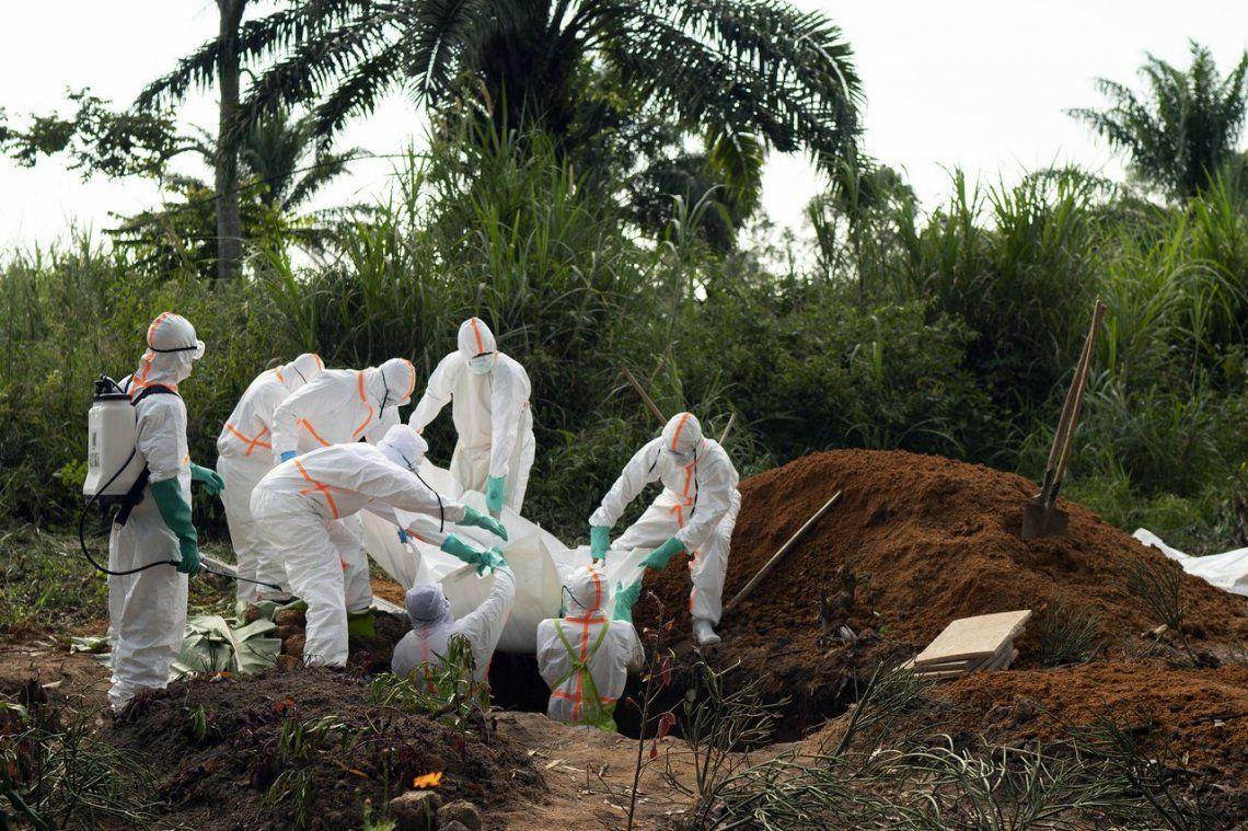 Ébola: tras el brote en el Congo, la OMS declaró la emergencia mundial