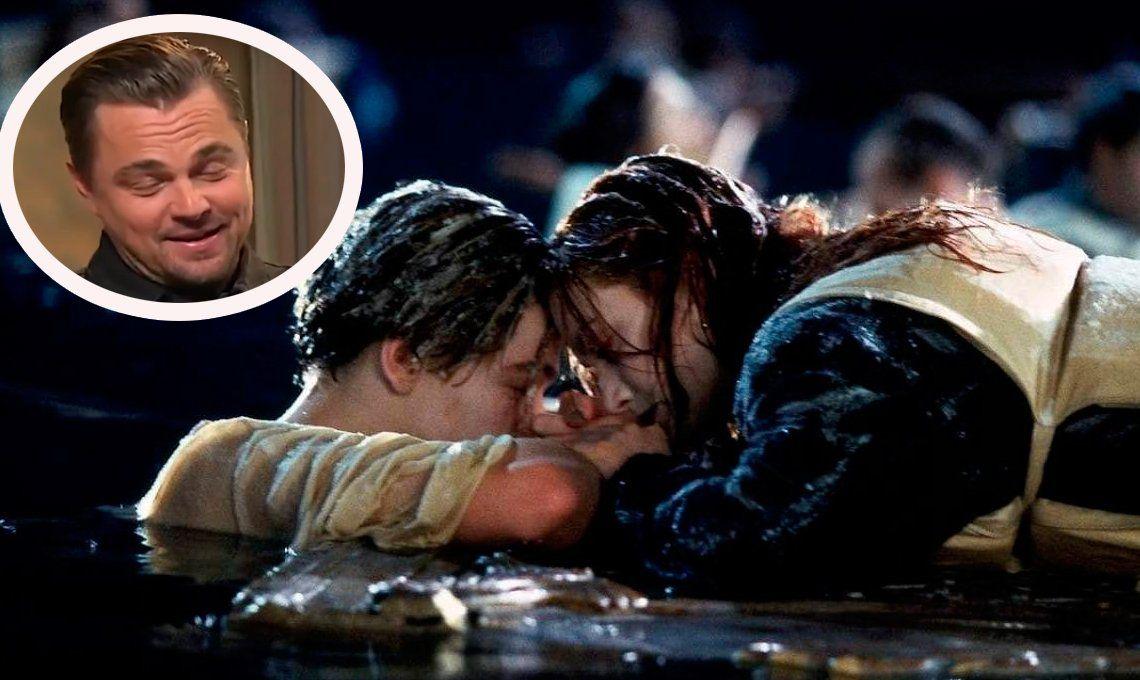 Titanic: Leonardo DiCaprio dejó entrever que Jack cabía en la famosa madera