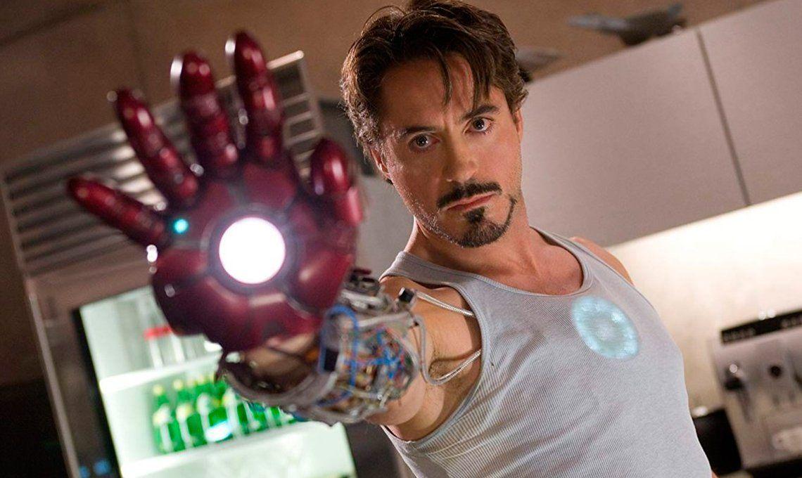 Marvel compartió la primera audición de Robert Downey Jr. para conseguir el papel de Iron Man