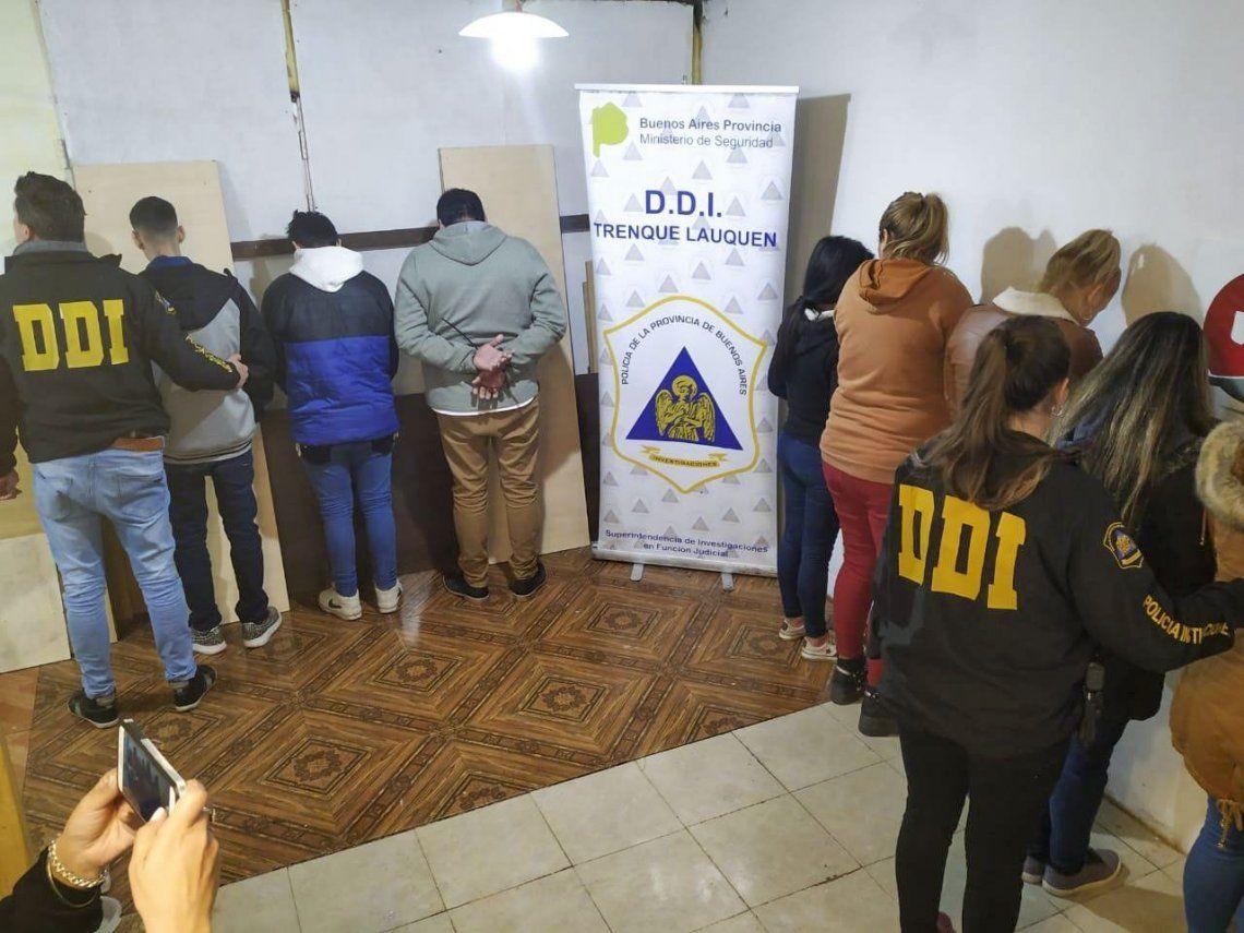 Quilmes: cae banda que estafaba desde un call center con créditos truchos