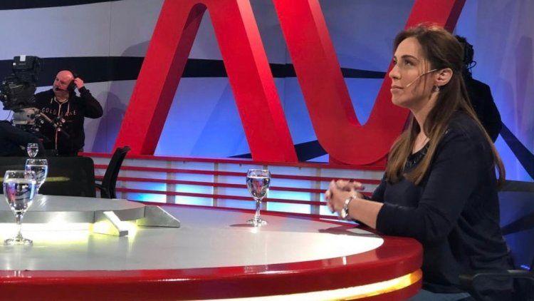 María Eugenia Vidal: Mauricio Macri no es piantavotos