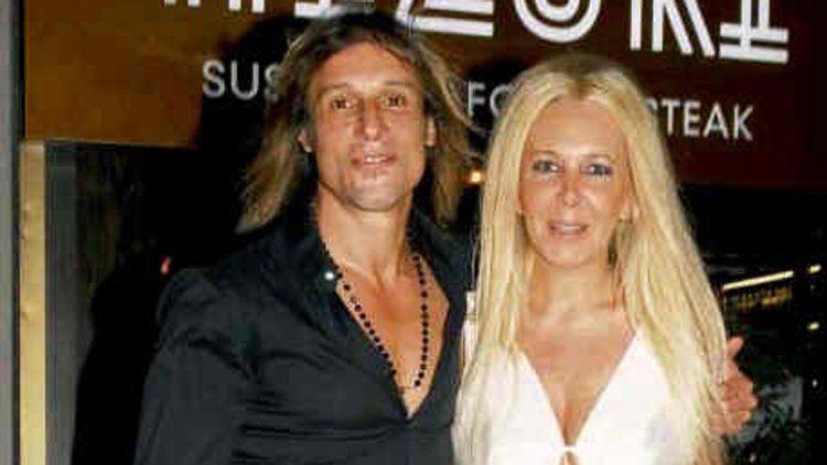 Mariana Nannis y Claudio Caniggia no están separados, según abogado de ella, Juan Manuel Dragani.