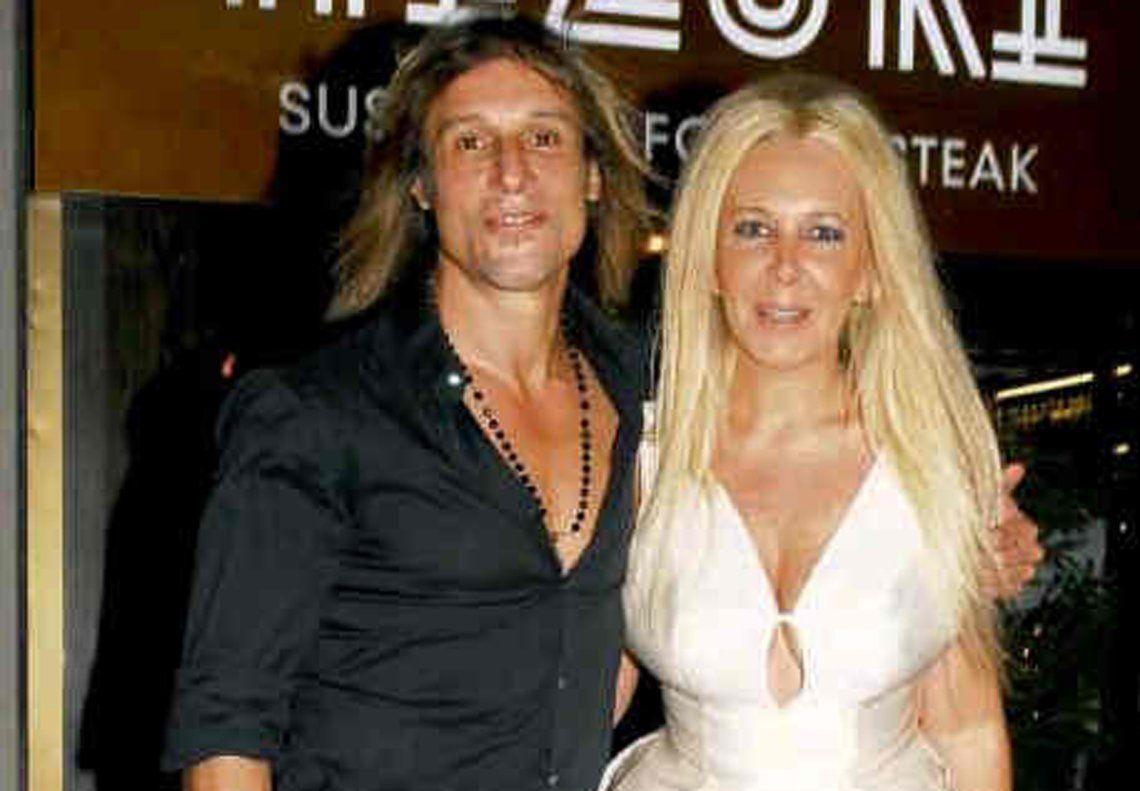 Mariana Nannis pidió declarar insano a Claudio Caniggia y así poder administrar sus bienes
