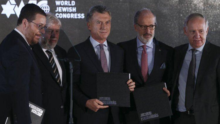 Macri: Fue un golpe al país entero