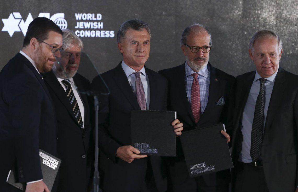 A 25 años del atentado a la AMIA | Mauricio Macri: Fue un golpe al país entero