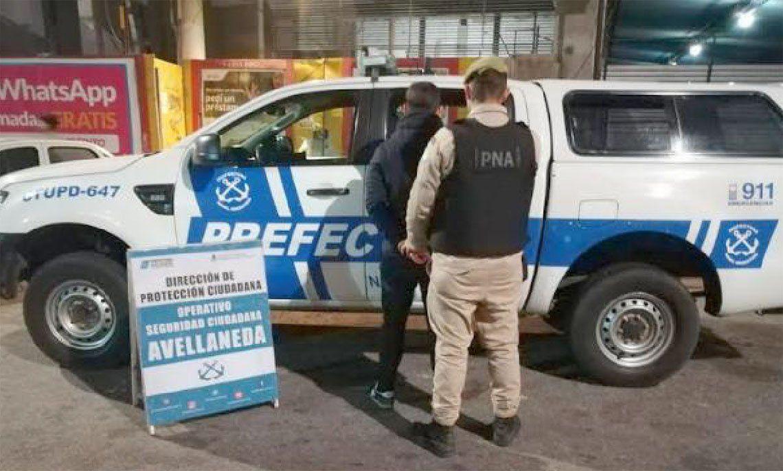 Avellaneda: decomisaron 1.700 dosis de marihuana y 27 de cocaína