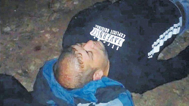 Alfredo Manuel Rojas fue interceptado al salir de su casa, en el cruce de las calles Camino Real Norte y 414.