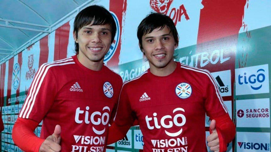 Angel y Oscar Romero serán jugadores de San Lorenzo