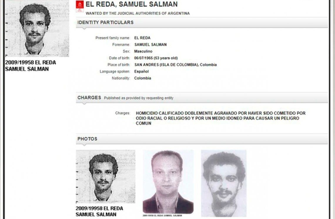 Estados Unidos sanciona al presunto cerebro del atentado a la AMIA