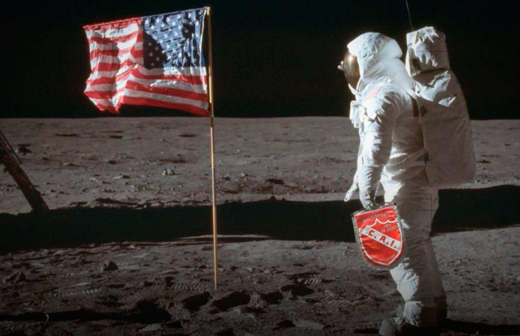 20 de julio de 1969, el día que Independiente llegó a la Luna